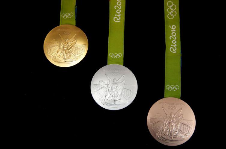 White & Gold Oro, Argento e Bronzo