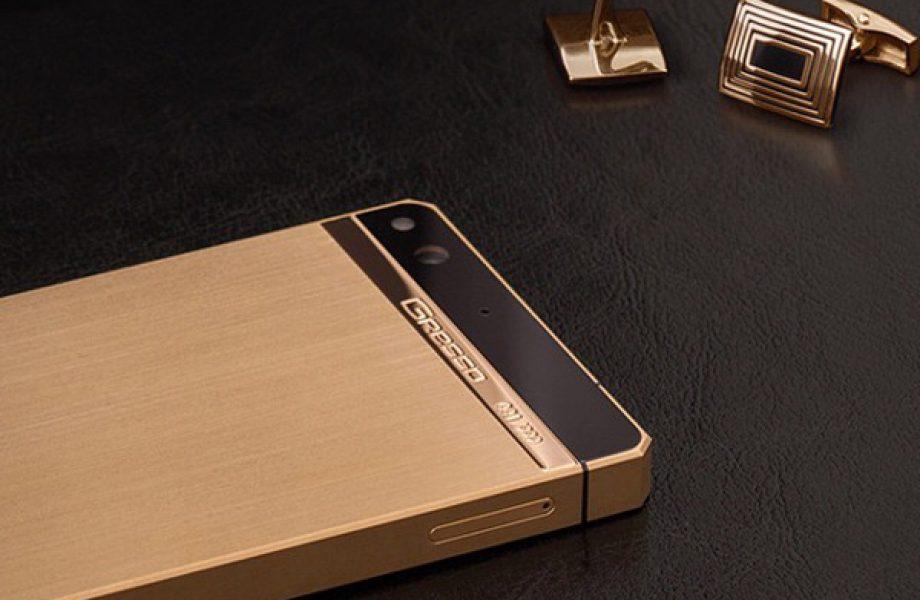 smartphone di lusso Gresso