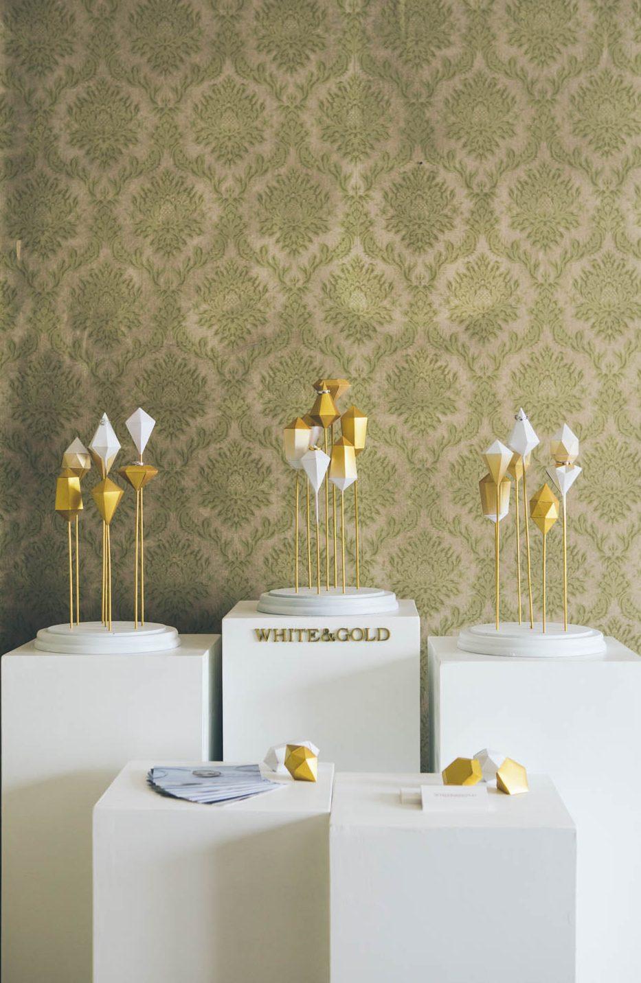 installazione White & Gold