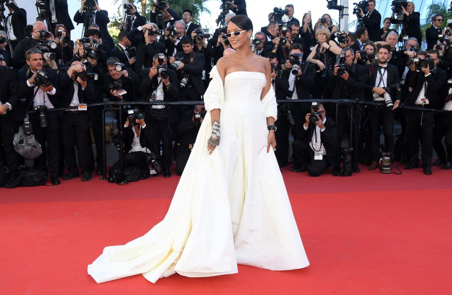 White & Gold Cannes 2017-gioielli e red carpet da sogno