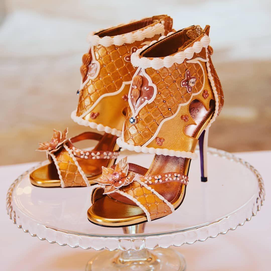 White & Gold Le scarpe più costose del mondo