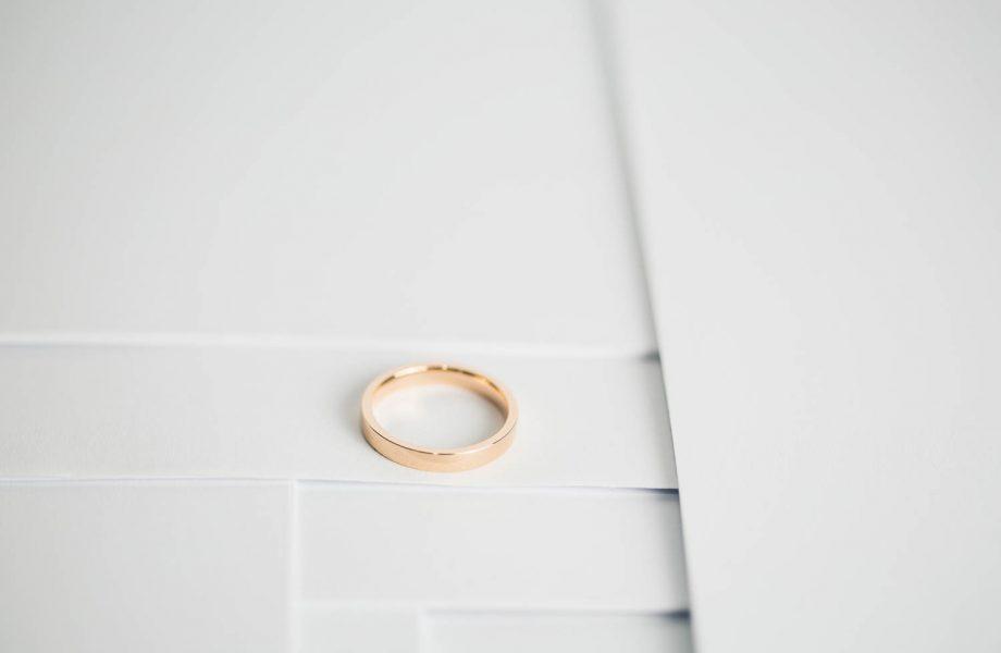 White & Gold Silky 3, l'anello per chi sa osare