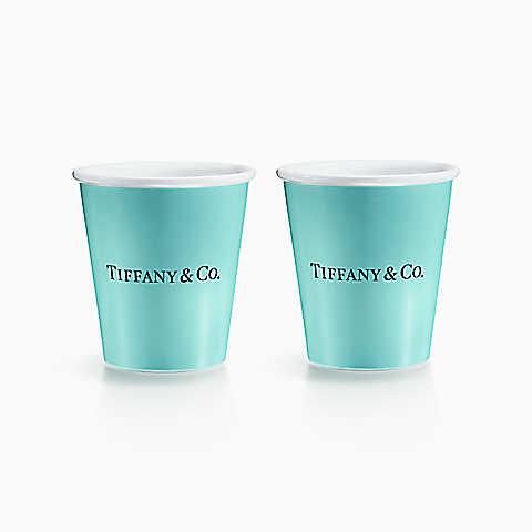White & Gold Lusso in casa, la quotidianità firmata Tiffany